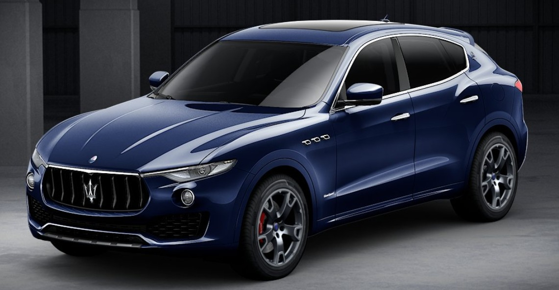 New 2018 Maserati Levante S GranSport for sale Sold at Aston Martin of Greenwich in Greenwich CT 06830 1
