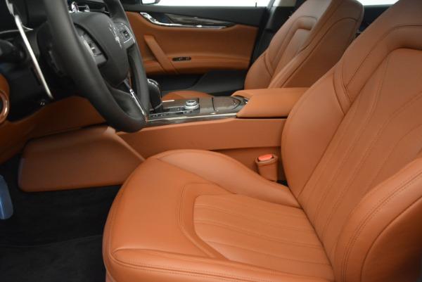 Used 2018 Maserati Quattroporte S Q4 GranLusso for sale Sold at Aston Martin of Greenwich in Greenwich CT 06830 14