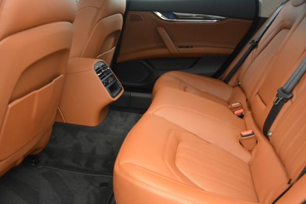 Used 2018 Maserati Quattroporte S Q4 GranLusso for sale Sold at Aston Martin of Greenwich in Greenwich CT 06830 18
