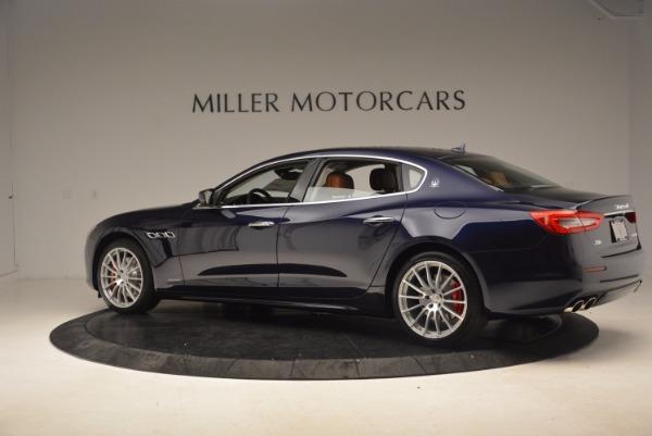 Used 2018 Maserati Quattroporte S Q4 GranLusso for sale Sold at Aston Martin of Greenwich in Greenwich CT 06830 4