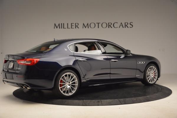 Used 2018 Maserati Quattroporte S Q4 GranLusso for sale Sold at Aston Martin of Greenwich in Greenwich CT 06830 8
