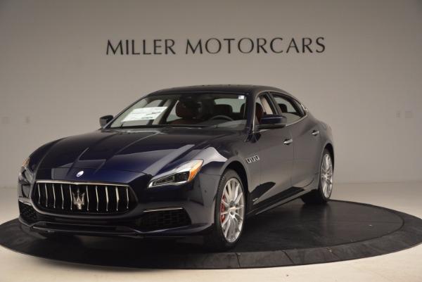 Used 2018 Maserati Quattroporte S Q4 GranLusso for sale Sold at Aston Martin of Greenwich in Greenwich CT 06830 1