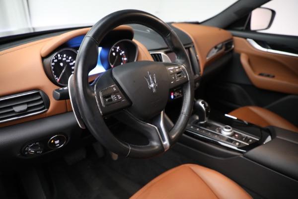 Used 2018 Maserati Levante Q4 for sale $57,900 at Aston Martin of Greenwich in Greenwich CT 06830 13