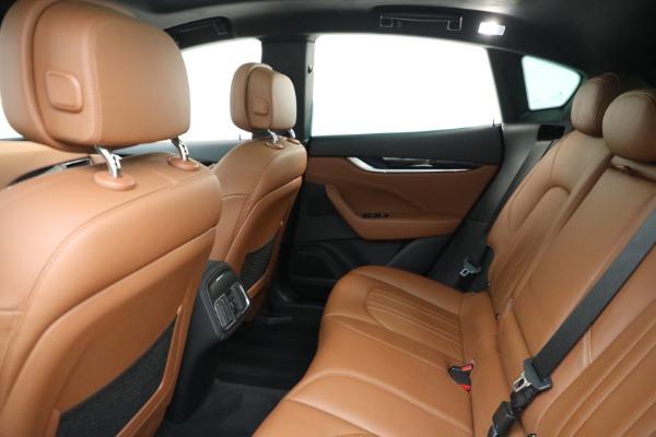Used 2018 Maserati Levante Q4 for sale $57,900 at Aston Martin of Greenwich in Greenwich CT 06830 18