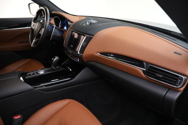 Used 2018 Maserati Levante Q4 for sale $57,900 at Aston Martin of Greenwich in Greenwich CT 06830 21