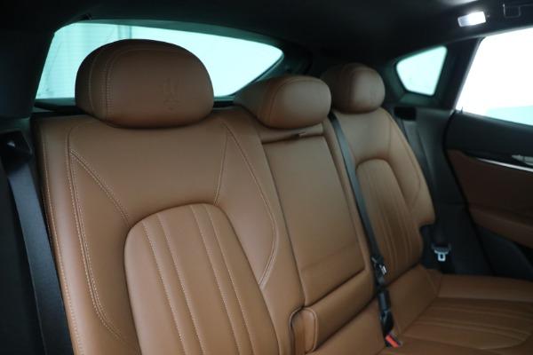 Used 2018 Maserati Levante Q4 for sale $57,900 at Aston Martin of Greenwich in Greenwich CT 06830 24