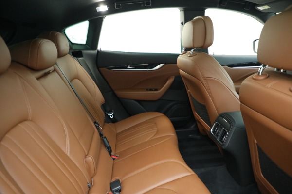 Used 2018 Maserati Levante Q4 for sale $57,900 at Aston Martin of Greenwich in Greenwich CT 06830 25