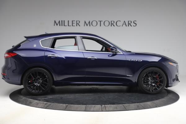 New 2018 Maserati Levante S GranSport for sale Sold at Aston Martin of Greenwich in Greenwich CT 06830 10