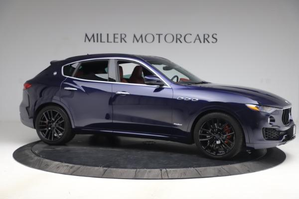 New 2018 Maserati Levante S GranSport for sale Sold at Aston Martin of Greenwich in Greenwich CT 06830 11