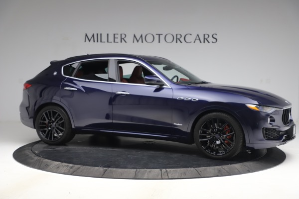Used 2018 Maserati Levante S GranSport for sale $63,900 at Aston Martin of Greenwich in Greenwich CT 06830 11
