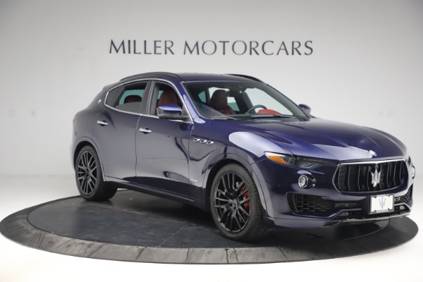 Used 2018 Maserati Levante S GranSport for sale $63,900 at Aston Martin of Greenwich in Greenwich CT 06830 12