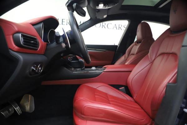 New 2018 Maserati Levante S GranSport for sale Sold at Aston Martin of Greenwich in Greenwich CT 06830 15