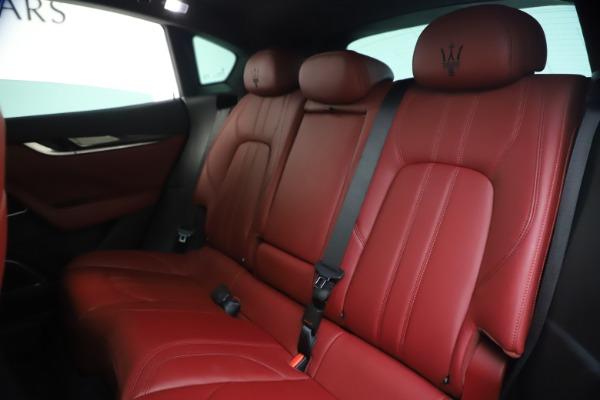 New 2018 Maserati Levante S GranSport for sale Sold at Aston Martin of Greenwich in Greenwich CT 06830 19