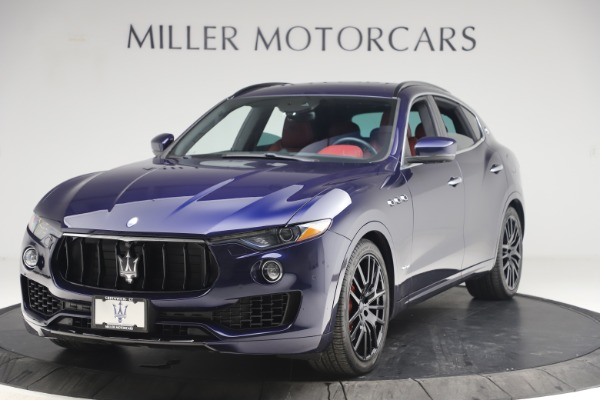 Used 2018 Maserati Levante S GranSport for sale $63,900 at Aston Martin of Greenwich in Greenwich CT 06830 2