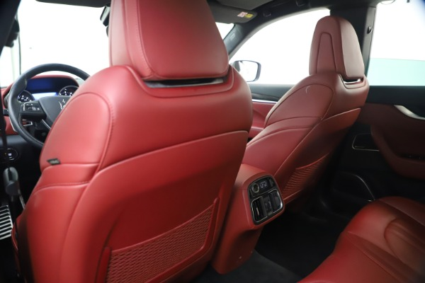 New 2018 Maserati Levante S GranSport for sale Sold at Aston Martin of Greenwich in Greenwich CT 06830 21