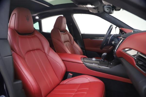 New 2018 Maserati Levante S GranSport for sale Sold at Aston Martin of Greenwich in Greenwich CT 06830 22