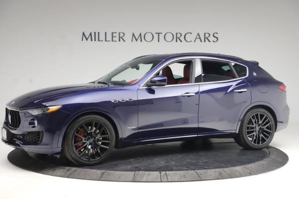 New 2018 Maserati Levante S GranSport for sale Sold at Aston Martin of Greenwich in Greenwich CT 06830 3