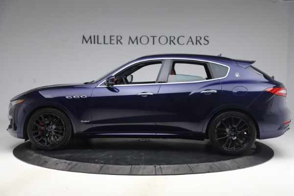 Used 2018 Maserati Levante S GranSport for sale $63,900 at Aston Martin of Greenwich in Greenwich CT 06830 4