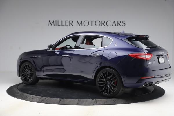 New 2018 Maserati Levante S GranSport for sale Sold at Aston Martin of Greenwich in Greenwich CT 06830 5