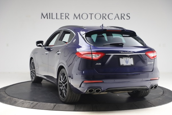 Used 2018 Maserati Levante S GranSport for sale $63,900 at Aston Martin of Greenwich in Greenwich CT 06830 6