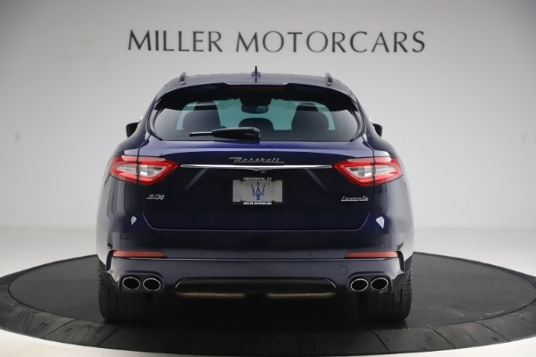 Used 2018 Maserati Levante S GranSport for sale $63,900 at Aston Martin of Greenwich in Greenwich CT 06830 7