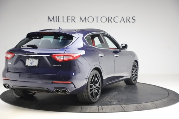 Used 2018 Maserati Levante S GranSport for sale $63,900 at Aston Martin of Greenwich in Greenwich CT 06830 8