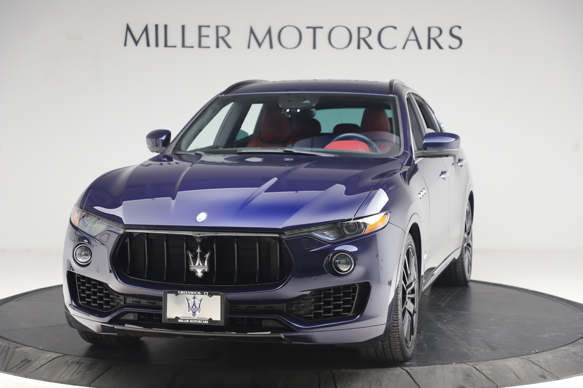 Used 2018 Maserati Levante S GranSport for sale $63,900 at Aston Martin of Greenwich in Greenwich CT 06830 1