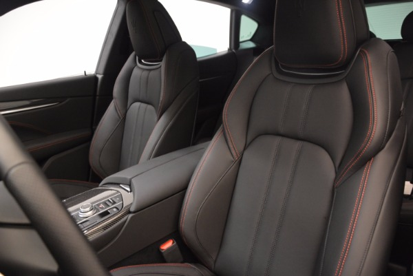New 2018 Maserati Levante S Q4 GRANSPORT for sale Sold at Aston Martin of Greenwich in Greenwich CT 06830 15