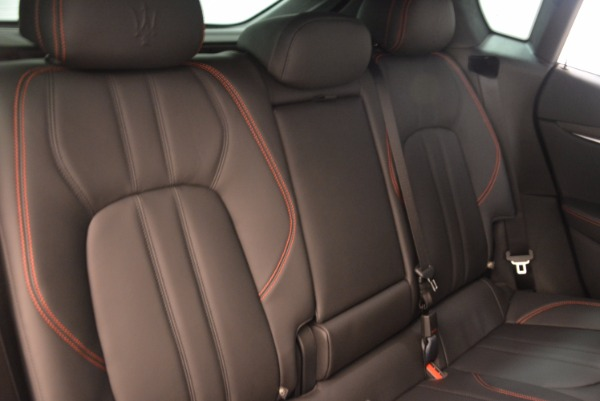 New 2018 Maserati Levante S Q4 GRANSPORT for sale Sold at Aston Martin of Greenwich in Greenwich CT 06830 24
