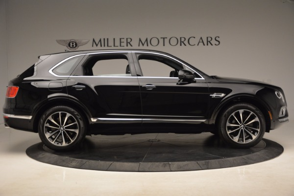 Used 2018 Bentley Bentayga Onyx Edition for sale $139,900 at Aston Martin of Greenwich in Greenwich CT 06830 11