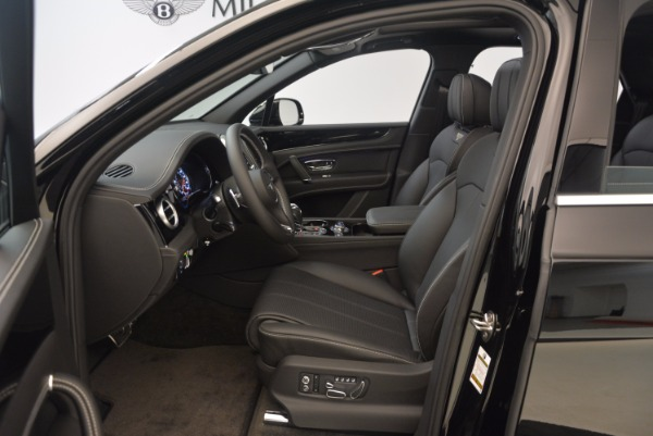 Used 2018 Bentley Bentayga Onyx Edition for sale $139,900 at Aston Martin of Greenwich in Greenwich CT 06830 19