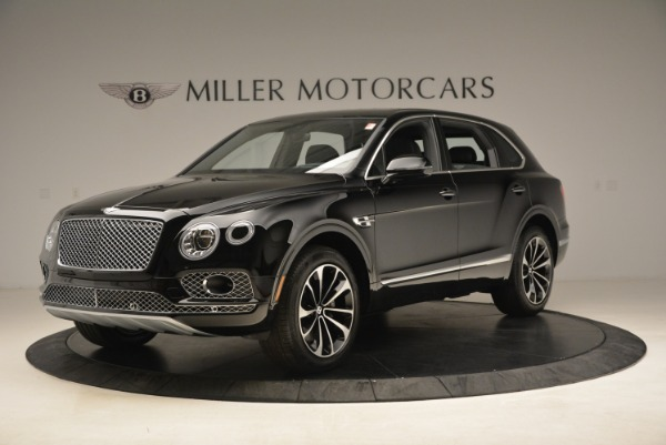 New 2018 Bentley Bentayga Onyx for sale Sold at Aston Martin of Greenwich in Greenwich CT 06830 2