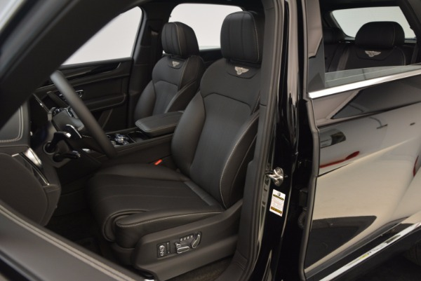 Used 2018 Bentley Bentayga Onyx Edition for sale $139,900 at Aston Martin of Greenwich in Greenwich CT 06830 20