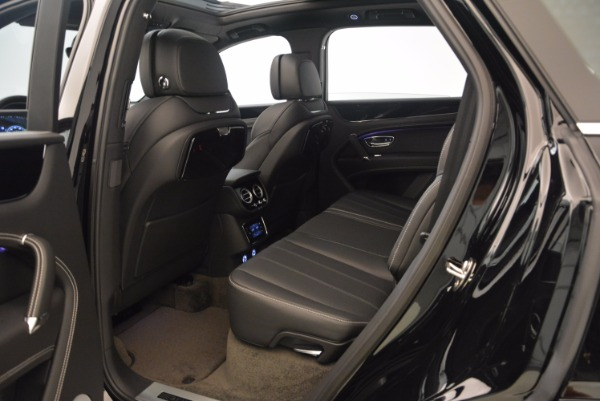 New 2018 Bentley Bentayga Onyx for sale Sold at Aston Martin of Greenwich in Greenwich CT 06830 22
