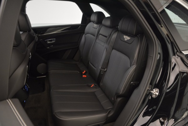 Used 2018 Bentley Bentayga Onyx Edition for sale $139,900 at Aston Martin of Greenwich in Greenwich CT 06830 24