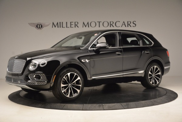 Used 2018 Bentley Bentayga Onyx Edition for sale $139,900 at Aston Martin of Greenwich in Greenwich CT 06830 3