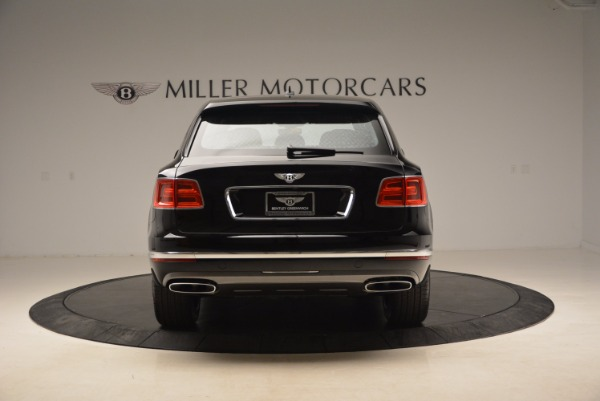 New 2018 Bentley Bentayga Onyx for sale Sold at Aston Martin of Greenwich in Greenwich CT 06830 7