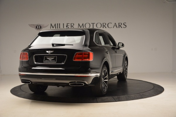 New 2018 Bentley Bentayga Onyx for sale Sold at Aston Martin of Greenwich in Greenwich CT 06830 8