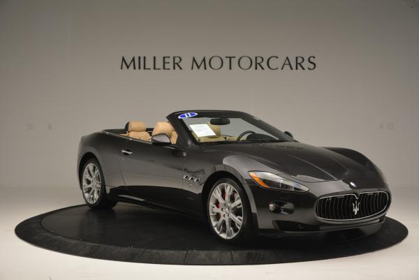 Used 2011 Maserati GranTurismo Base for sale Sold at Aston Martin of Greenwich in Greenwich CT 06830 11