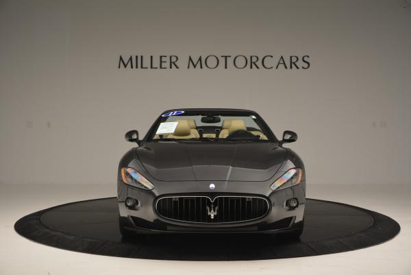 Used 2011 Maserati GranTurismo Base for sale Sold at Aston Martin of Greenwich in Greenwich CT 06830 12