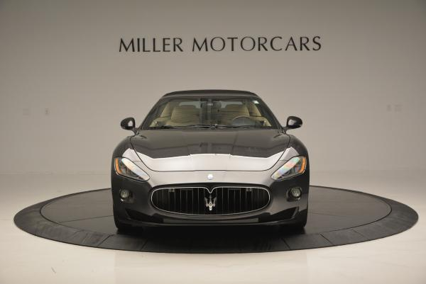 Used 2011 Maserati GranTurismo Base for sale Sold at Aston Martin of Greenwich in Greenwich CT 06830 24