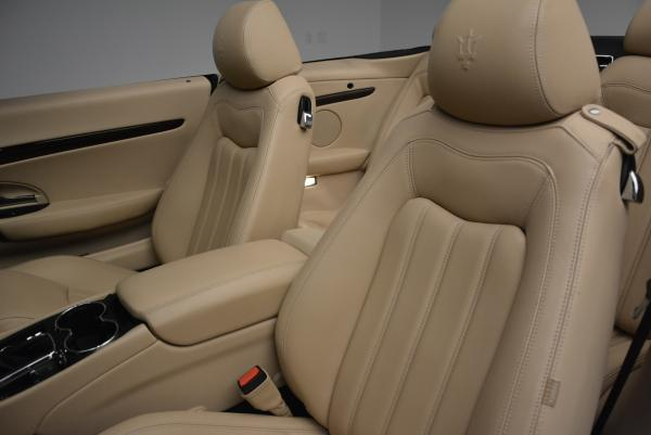 Used 2011 Maserati GranTurismo Base for sale Sold at Aston Martin of Greenwich in Greenwich CT 06830 25