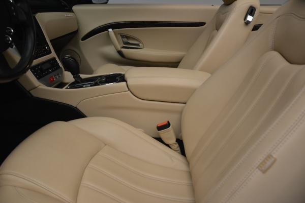 Used 2011 Maserati GranTurismo Base for sale Sold at Aston Martin of Greenwich in Greenwich CT 06830 27