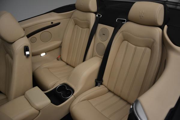 Used 2011 Maserati GranTurismo Base for sale Sold at Aston Martin of Greenwich in Greenwich CT 06830 28