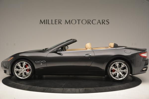 Used 2011 Maserati GranTurismo Base for sale Sold at Aston Martin of Greenwich in Greenwich CT 06830 3