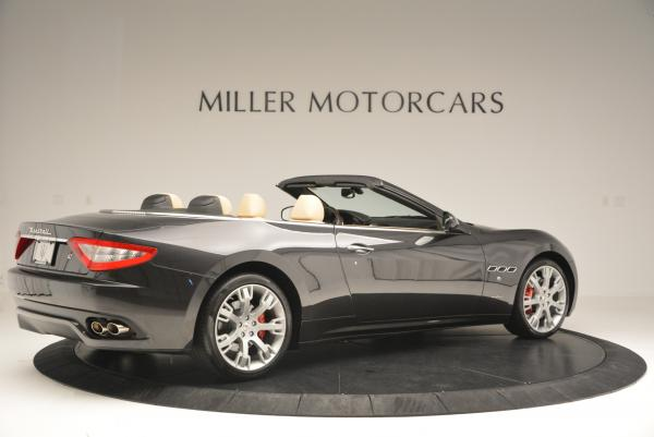 Used 2011 Maserati GranTurismo Base for sale Sold at Aston Martin of Greenwich in Greenwich CT 06830 8