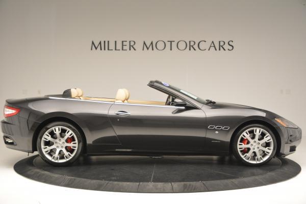 Used 2011 Maserati GranTurismo Base for sale Sold at Aston Martin of Greenwich in Greenwich CT 06830 9