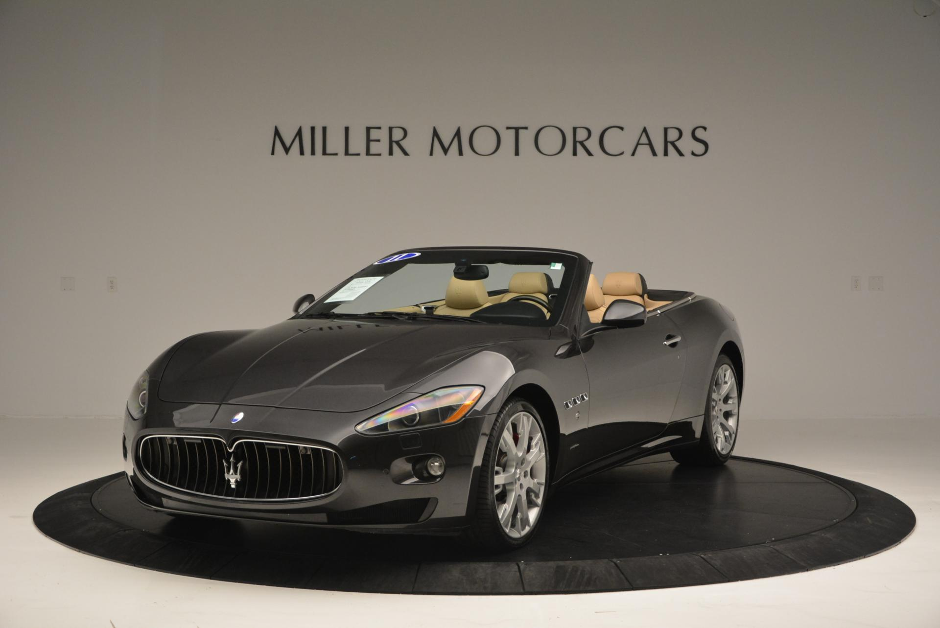 Used 2011 Maserati GranTurismo Base for sale Sold at Aston Martin of Greenwich in Greenwich CT 06830 1