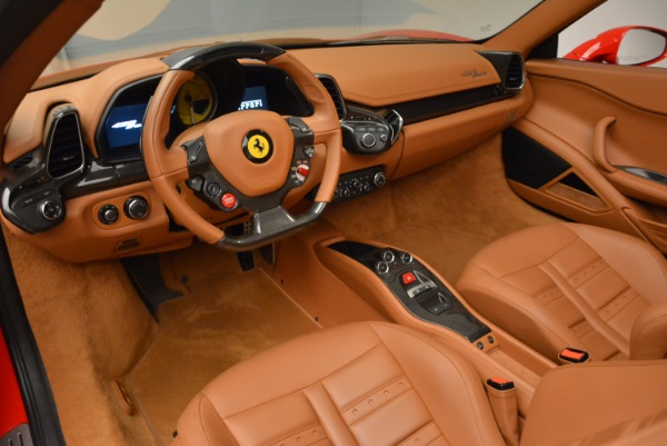 Used 2012 Ferrari 458 Spider for sale Sold at Aston Martin of Greenwich in Greenwich CT 06830 25