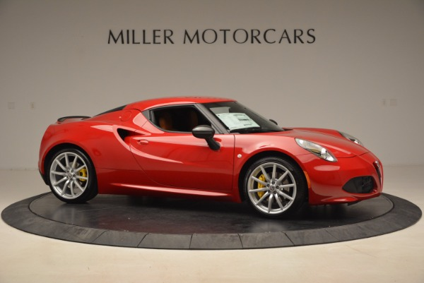 New 2018 Alfa Romeo 4C Coupe for sale Sold at Aston Martin of Greenwich in Greenwich CT 06830 10